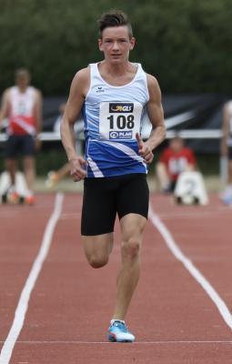 Foto zur Meldung: Christian Wolf 4. bei den Deutschen Meisterschaften