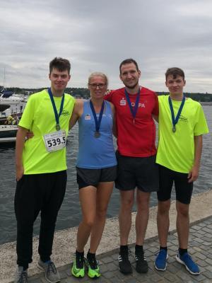 Foto zur Meldung: Müritz-Lauf 2019 - ein besonderes Erlebnis