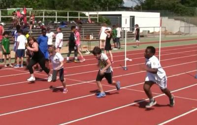 Vorschaubild zur Meldung: Sportfest - 3., 4. und 5. Klassen - Juni 2019