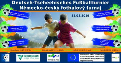 Vorschaubild zur Meldung: Deutsch-Tschechisches Kinder-Fußballturnier in Beiersdorf
