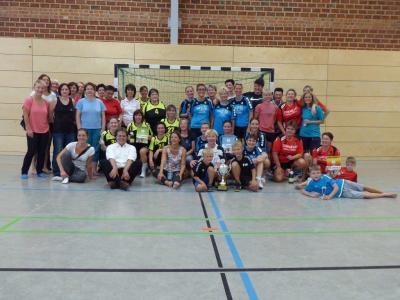 Foto zur Meldung: Erfolgreicher Thüringen Cup 2019