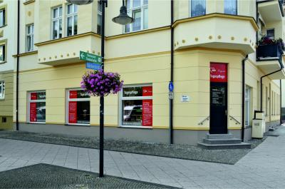 Vorschaubild zur Meldung: Wittenberger Fassade mit neuem Antlitz