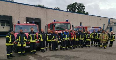"""Vorschaubild zur Meldung: """"Heißer Sommer"""" auch für die Feuerwehren unseres Amtes"""