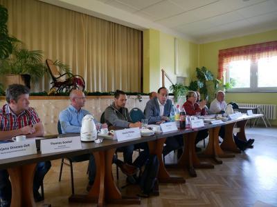 Foto zur Meldung: Landtagswahl 2019 - Landwirte fragen nach