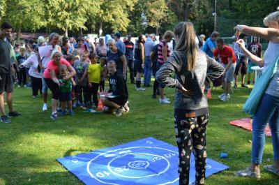 Vorschaubild zur Meldung: 28. Spiel- und Sportfest in Groß Beuchow