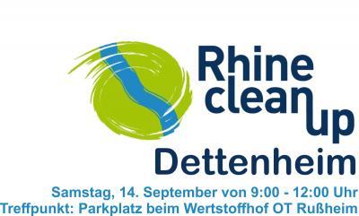 Vorschaubild zur Meldung: Müllsammelaktion RhineCleanUp - Nur wer anpackt, kann etwas verändern!