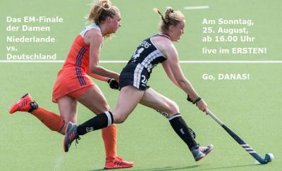 Foto zur Meldung: EM-FINALE Niederlande vs. Deutschland