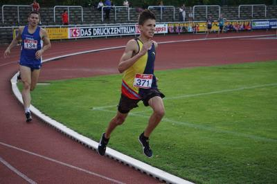 Vorschaubild zur Meldung: LAZ-Rekord über 1.000m durch Eliah Rieck