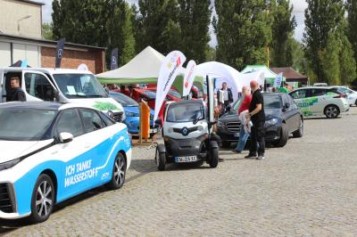 "Foto zur Meldung: ""Praxisforum E-Mobilität 2019"" war voller Erfolg"