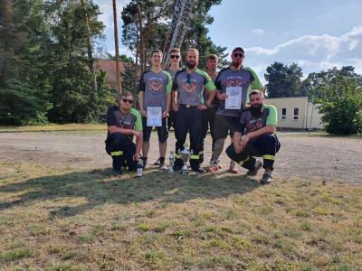 Foto zur Meldung: 13. Kreismeisterschaften der Feuerwehren