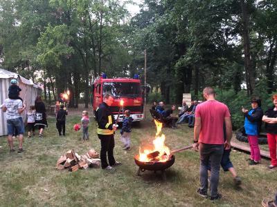 Foto zur Meldung: Parkfest in Gräfendorf