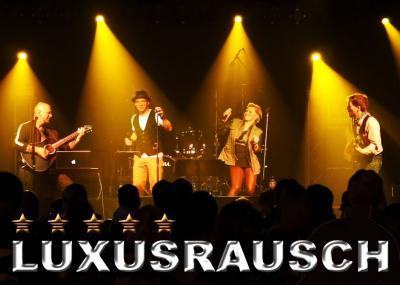 """Foto zu Meldung: Band """"Luxusrausch"""" zu Gast beim 26. Genthiner Kartoffelfest am 21. September"""