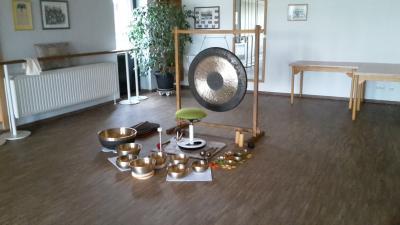 Foto zur Meldung: Meditations-Klangabend