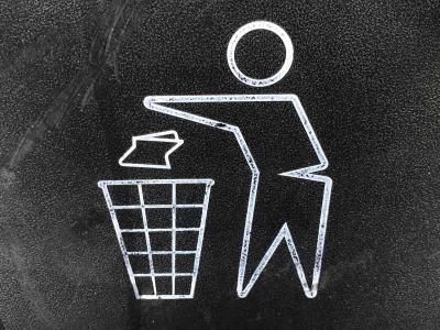 """Foto zur Meldung: Info-Materialien """"Müllentsorgung"""""""
