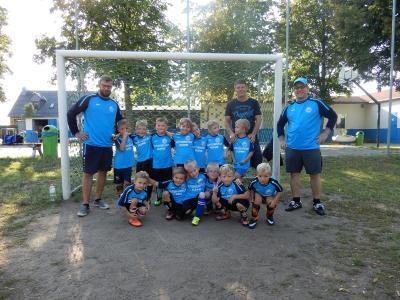 Der TSV Blau Weiß 49 Eggersdorf e.V. TSV BW 49 Eggersdorf