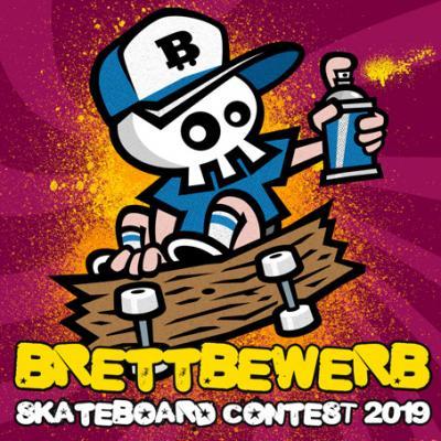 Foto zur Meldung: 12. BRETTBEWERB Rhein-Main Skateboard-Contest