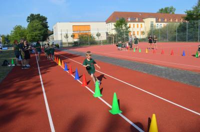 Foto zur Meldung: Erstmalig auch in Schwarzheide - Immer in Bewegung mit Fritzi