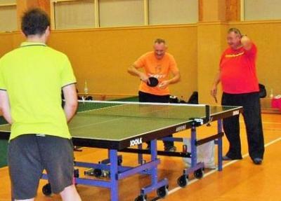 Vorschaubild zur Meldung: Wiederbelebte Sportfreundschaften im Tischtennis