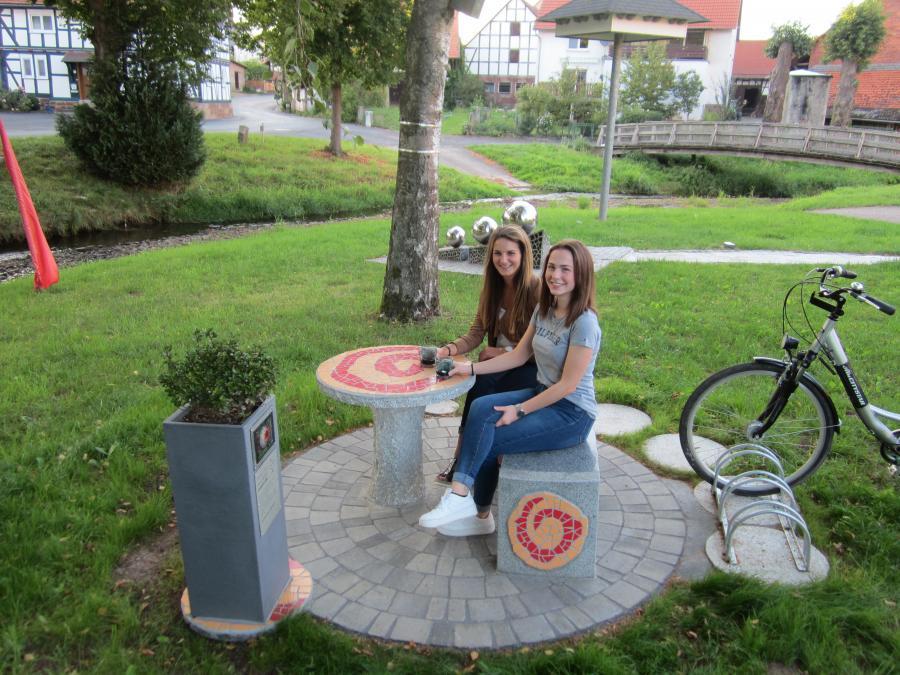 """Vorschaubild der Meldung: Neuer Rastplatz in Bodes """"AREA 36282"""""""