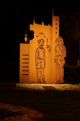 Schülerdenkmal