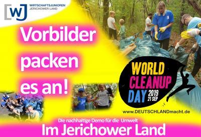 Vorschaubild zur Meldung: Größte Aufräumaktion im Jerichower Land geplant