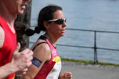 Foto zur Meldung: Sigrid Bühler gewinnt in Bremerhaven