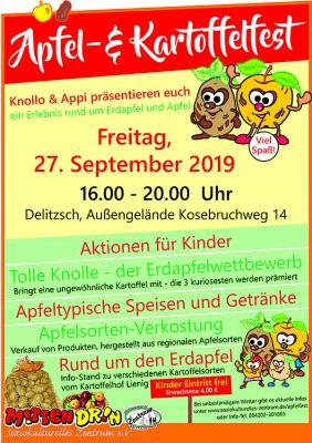Apfel- und Kartoffelfest