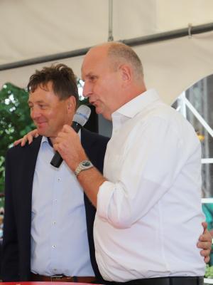 Foto zur Meldung: Herzliche Glückwünsche dem neuen Landtagsabgeordneten in unserem Wahlkreis