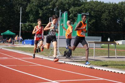 Vorschaubild zur Meldung: Eliah Rieck Vierter beim Länderkampf in Enschede