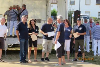 Foto zu Meldung: 12. Schützen- und Dorffest in Prützke