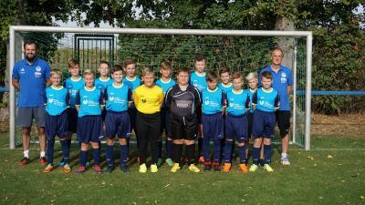 D-Jugend TSV Blau-Weiß Eggersdorf