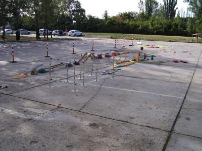 Vorschaubild zur Meldung: Kinder aktiv im Straßenverkehr