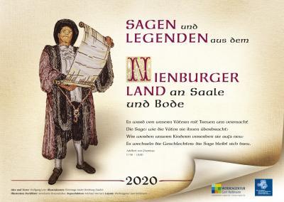 Foto zur Meldung: Verkaufserlös des Nienburger Kalenders 2020 für Umgestaltung des Friedrich-Ebert-Platzes