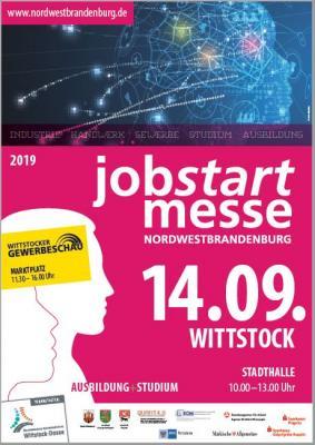Vorschaubild zur Meldung: Jobstartmesse Nordwestbrandenburg