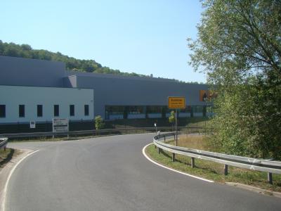 Bereits die dritte neue Halle in wenigen Jahren wurde von der Firma ATP in Buchenau errichtet