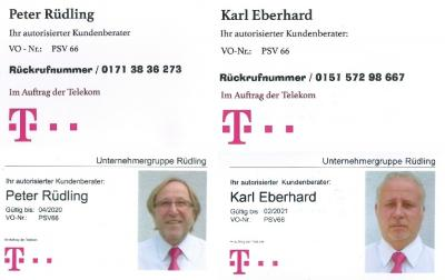 Kontaktdaten Telekom
