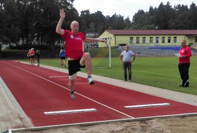 Foto zur Meldung: Sportabzeichen-Tag in Laage - komm und mach mit!