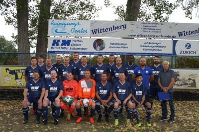 Foto zur Meldung: III.Herren - Zeigt VfB Vorbrück eine Reaktion