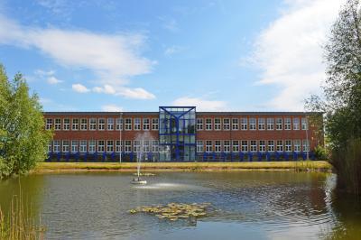 Das Technologie- und Gewerbezentrum in Wittenberge