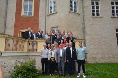 Foto zu Meldung: 25 Jahre EDV Zweckverband