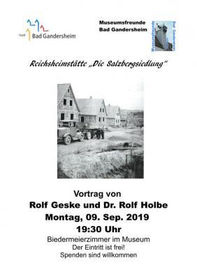 """Reichsheimstätten """"Salzbergsiedlung"""""""
