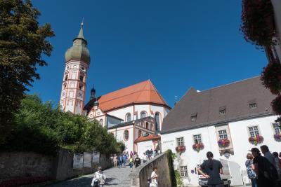 Kloster Andechs (Foto: Josef Engelhard)