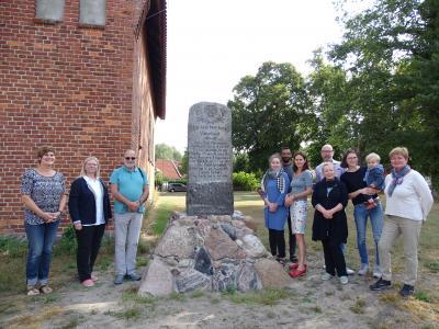 Vorschaubild zur Meldung: Denkmal in Bork wurde saniert