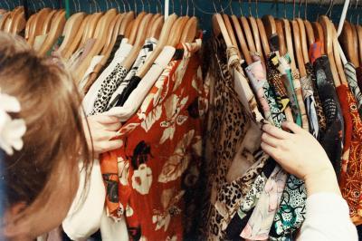 Foto zur Meldung: Tag der offenen Tür in der Nauheimer Kleiderkammer