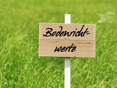 Vorschaubild zur Meldung: Bekanntmachung Bodenrichtwerte zum Stichtag 01.01.2019