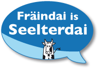 Fräindai is Seelterdai