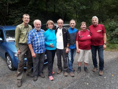 Vorschaubild zur Meldung: Wanderung in der Sächsischen Schweiz