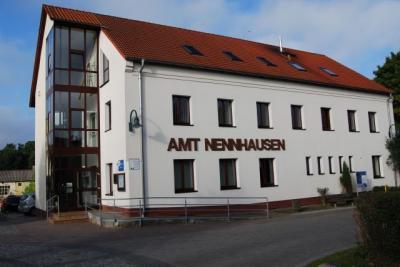 Vorschaubild zur Meldung: Standesamt Nennhausen geschlossen