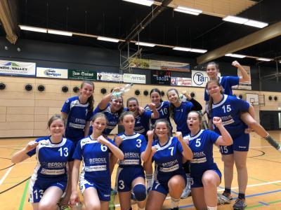 Foto zur Meldung: JSG Buchberg wC startet erfolgreich in die Saison