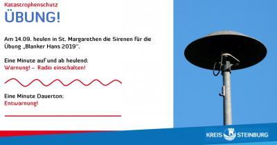 Hinweis Kreis Steinburg